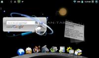 Vega 3D Launcher для планшетов