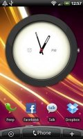Big Clock Widget   версия: 1.3