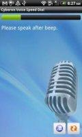 Voice Speed Dial