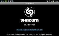 Shazam для андроид