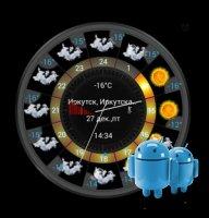eWeather HD - прогноз погоды